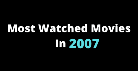 Best Movies In 2007