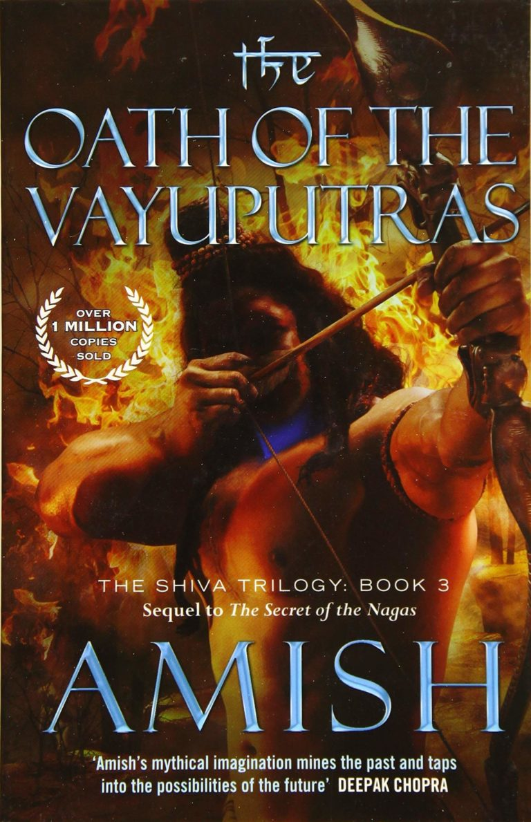 THE OATH OF THE VAYUPUTRAS - Amish